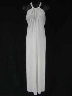 Graham & Spencer long white dress
