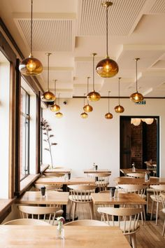 The best cafe, bar and restaurant interiors of the year: Shortlisted: best restaurant design  Donna Bionda (QLD) by Richards & Spence.