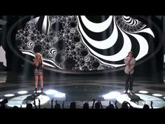 Elise & Phillip: Somebody That I Used to Know - Top 7 - AMERICAN IDOL SEASON 11