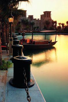 Sunset, Dubai