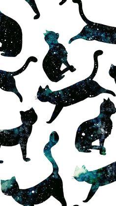 Find the best Nyan Cat iPhone Wallpaper on GetWallpapers. Cat Pattern Wallpaper, Iphone Wallpaper Cat, Tier Wallpaper, Cute Cat Wallpaper, Drawing Wallpaper, Animal Wallpaper, Galaxy Wallpaper, Computer Wallpaper, Trendy Wallpaper