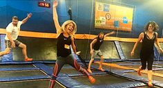 Trampoline Time: Meetings & Conventions
