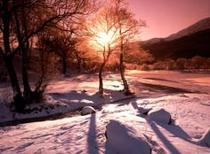 Winter Scenes That Make The Cold Weather Seem Not So Bad (PHOTOS)