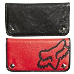 2013 Fox Racing Ultimate Bifold Casual Motocross MX Dirt Bike Accessories Wallet