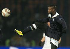 Djibril Cissé in Lazio