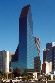 Fountain Place, Dallas,Texas