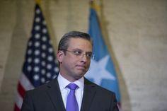 Rumbo a Washington el gobernador para promover el proyecto...