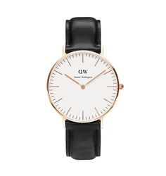 Daniel Wellington - Classic Sheffield Dameur i Rosa Guld 36mm