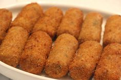 Easy and quick recipe for canned tuna fish croquettes. Kids will enjoy them. Do give this recipe a try.