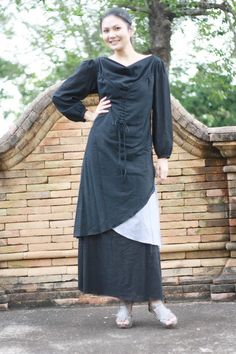 SALE 30 USDN036Nice plait dress by giftbywish on Etsy, $30.00
