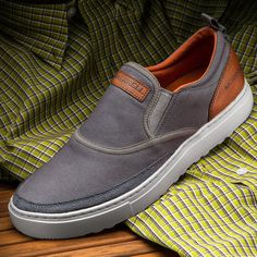 Merrell Canvas Casuals Deliver Cool, Breathable Comfort All Summer Long!