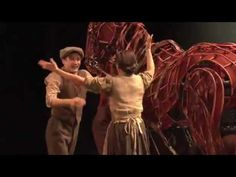 A video montage of @warhorseonstage.  #Broadway