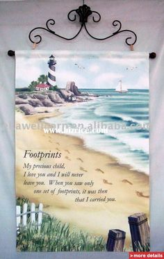 graphic relating to Footprints in the Sand Poem Printable Version identified as Footprints Within just The Sand Poem Printable Edition Footsteps Inside