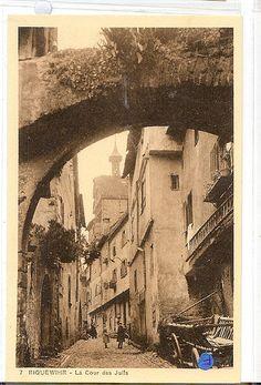 Riquewihr Jewish Ghetto