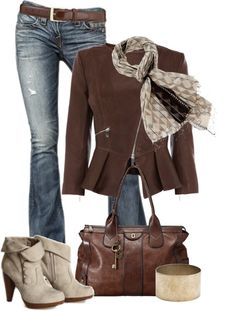 """""""Just The Basics"""" by johnna-cameron ❤ liked on Polyvore"""