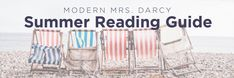 The 2018 Summer Reading Guide (with categories!) – Modern Mrs. Darcy