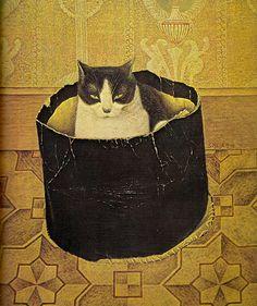 Vreemde inhoud - Strange Contents, 1909 | by Sal Meijer