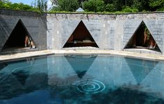 Swimming Pool Area Snug