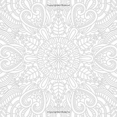 Bollywood 70 Designs To Help You De Stress Coloring For Mindfulness
