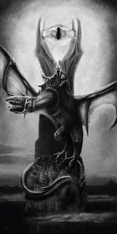 Sauron y el Rey brujo