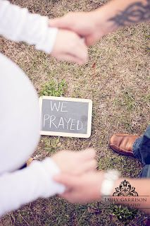 """Emily Garrison Photography ... """"We prayed ... And He answered."""" Maternity Pic"""