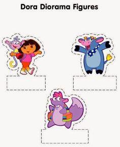 E hoje é dia de dicas de festa! A proposta são dicas para que você mesma faça a festa do filhote O tema escolhido é Dora Aventureira