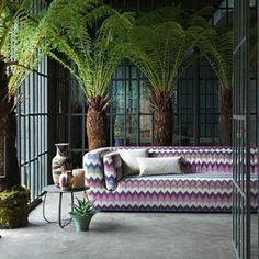 Rosita Missoni talks us through the new Missoni Home Collection