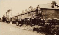 History - The old Eastgate Square in a time before the motor car. Old Pictures, Old Photos, Long Gone, Chichester, Southampton, Yahoo Images, Motor Car, Image Search, Old Things