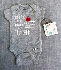 Baby Onesies Teacher Taco Bout It 100/% Cotton Baby Jumpsuit Stylish Short Sleeve Bodysuit