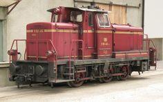De Märklin V60 (spoor 1) in al zijn eenvoudige glorie. | Die Märklin V60 (Spur 1) in all ihrem schlichten Glanz. | Photo © Becasse Weathering.