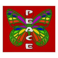 Peace for the Butterflies<3