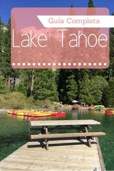 Qué Hacer en Lago Tahoe - Viajar a USA