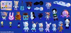 [TS4] ZAUPUFF GOODIES PART 2 - PLUSHIESAs i promised, here the last part ^^ Hope you like! (also i think i missed somethings too lol) Anime blankets and overwatch pillows cant convert because i had no...
