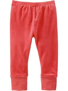 Old Navy | Velour Pants for Baby