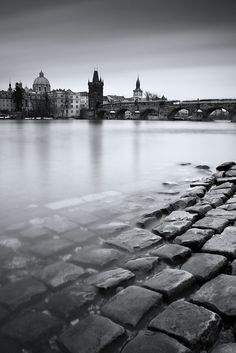 Prague by Daniel Řeřicha, via 500px