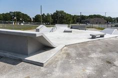 Backyard Skatepark, Skate Park, Urban, City, Cities