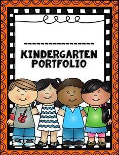 FREE STUDENT PORTFOLIO COVERS (PRE-K-5TH GRADE) - TeachersPayTeachers.com