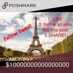 Help me reach 20k! . Tops