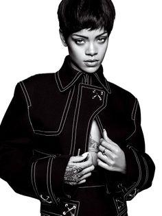 ☆ Rihanna | Photography by David Sims | For Vogue Magazine US | March 2014 ☆ #rihanna #davidsims #vogue #2014
