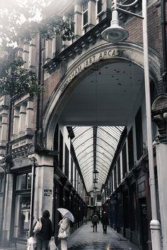 Wyndham Arcade - Cardiff | Flickr - Photo Sharing!