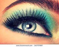 purple and green ice makeup Best Makeup Tutorials, Best Makeup Products, Ice Makeup, Purple, Green, Image, Viola