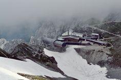 Karwendel mountaintop