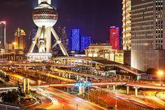 Torre Pearl Xangai (Shanghai)