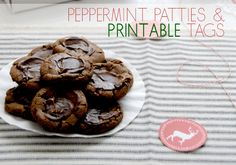 PEPPERMINT_cookies_and_tage