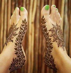 137 Best Foot Mehandi Designs Images Henna Shoulder Tattoos Henna
