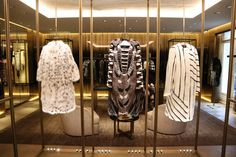 Fendi Paris Flagship a Lesson in Luxury