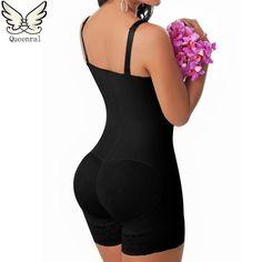 165ee09d5a2b2 Plus size Zip Body Shaper Women Waist Trainer Slimming Shapewear Butt  Lifter Tummy Control Waist Shaper Underwear
