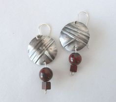 Image result for folded metal jewelry