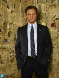 Scandal - Season 3 - New Promotional Cast Photos Tony Goldwyn as President Fitzgerald Grant