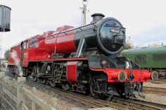 LMS: 48624 8F 2-8-0 Loughborough Great Central Railway